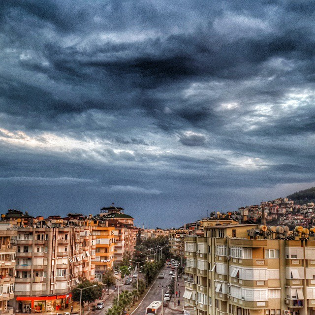 #alanya #cloud #rain #instagood #tbt #cute #follow  #photooftheday